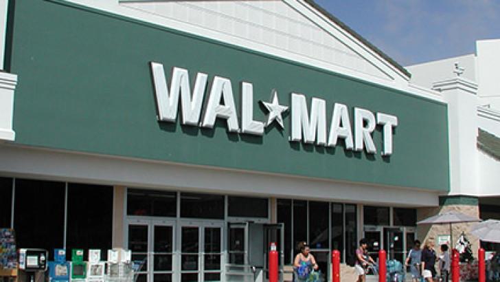 Walmart hisseleri yüzde 1 düştü