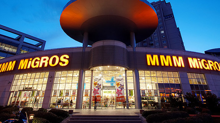 Migros'un konsolide satışı 7 milyon TL'yi geçti