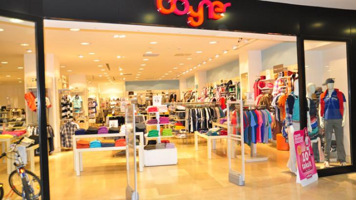 Boyner'den yeni mağaza