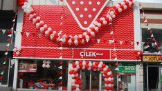 Çilek Amman'da ikinci mağazasını açtı