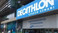 Akdeniz'in en büyük spor mağazası