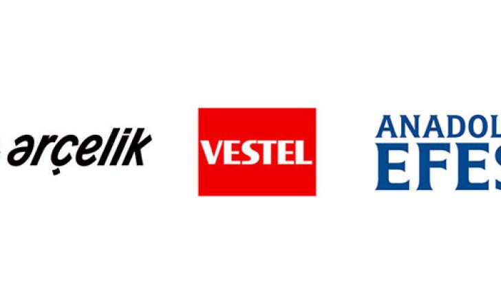 Türkiye'den 3 marka dünya devleri arasında
