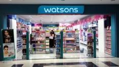 Watsons mağazalaşmasını sürdüryor