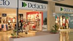 DeFacto'da flaş değişiklik