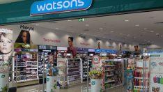 Watsons yeni mağazasını açtı