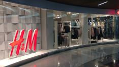 H&M, büyük coşkuyla Palladium AVM'de Açıldı