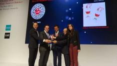 Balparmak Katla Balla'ya Tasarım Ödülü