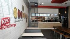 KFC,2 restoran birden açtı