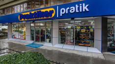 Praktiker, ilk konsept mağazasını açtı