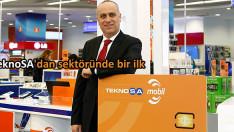 TeknoSA, GSM sektörüne giriyor