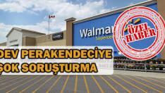 ABD'den Walmart'a ilginç yasak