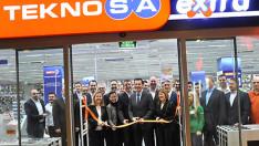 TeknoSA'dan Çanakkale'ye üçüncü mağaza!