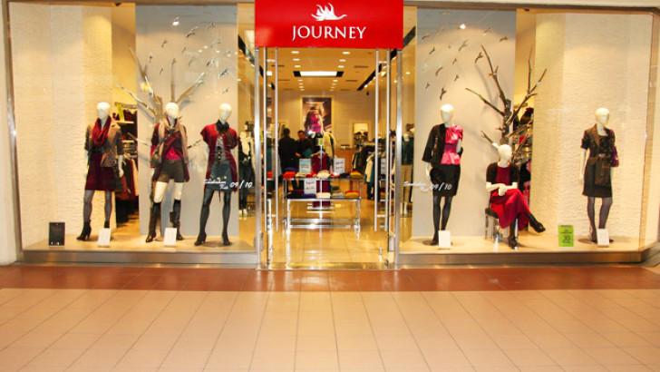 Journey'den yeni mağaza!