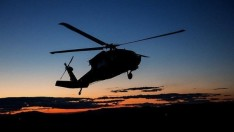 Suriye'de Rus helikopteri düştü