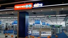 TeknoSA'dan bir haftada dört mağaza birden