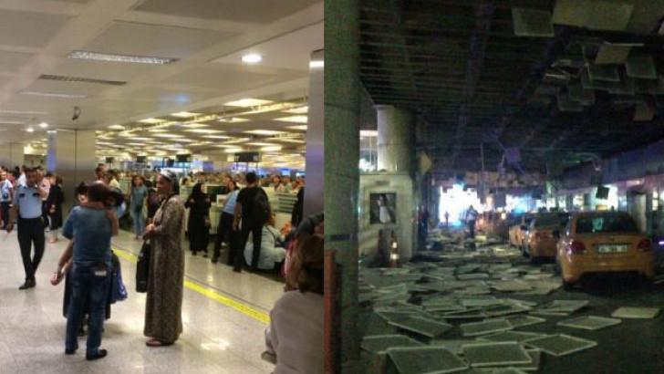 Atatürk Havalimanı'nda saldırı: 36 ölü, 147 yaralı