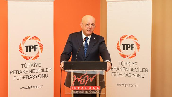 Mustafa Altunbilek yeniden TPF başkanlığına seçildi