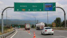 TEM İstanbul istikameti 14 gün kapalı