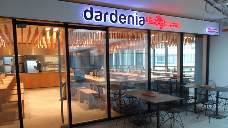 Balık ekmek zinciri Dardenia, en büyük şubesini 42 Maslak'ta açtı