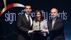 Novada Park Şanlıurfa'ya Sign of the City Awards'dan  En İyi Bölgesel Merkezli AVM Ödülü