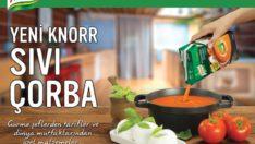 Knorr'dan yeni Sıvı Çorba