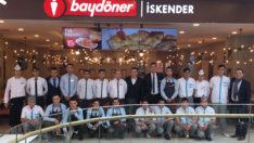 Baydöner Sivas'taki İlk Şubesini Açtı
