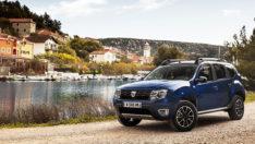Dacia Duster İngiltere'de Ödül Aldı