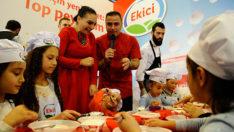 Ekici Peynir'in etkinlikleriyle çocuklar  doyasıya eğlendi