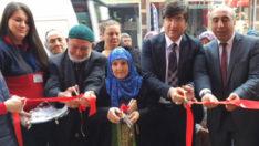 Kim Market'in, yeni şubesi İzmir Buca'da açıldı