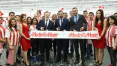 Yatırımlarına tüm hızıyla devam eden Media Markt, Gaziantep'teki 2'nci mağazasını açtı