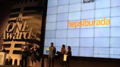 E-ticarette yılın en itibarlı markası Hepsiburada