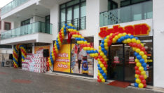 Özhan Market 40. mağazası Çamlıca-Ata hizmete başladı