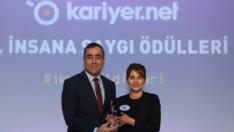 Baydöner'e İkinci Kez İnsana Saygı Ödülü