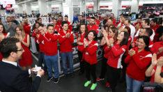 Media Markt, Türkiye'deki 46. mağazasını Antalya Terracity AVM'de açtı