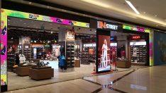 In Street 118'inci mağazasını Mersin Sayapark AVM'de açtı