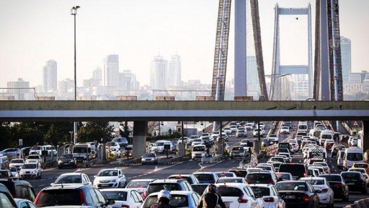 15 Temmuz Şehitler Köprüsü'nde 'serbest geçiş' dönemi