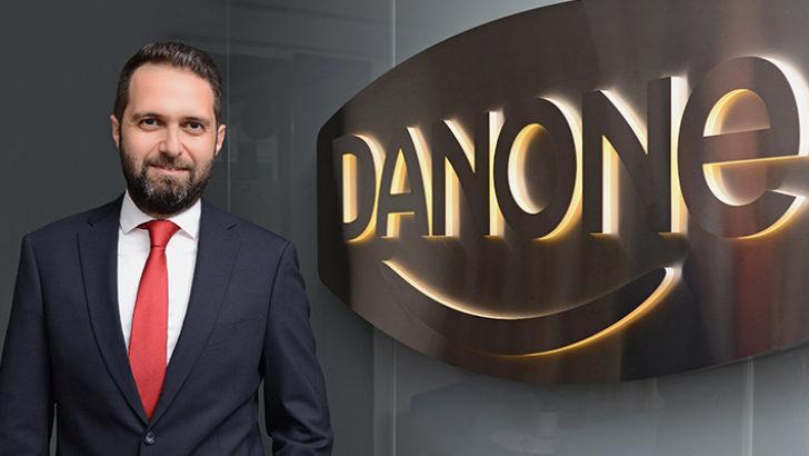 Danone Türkiye Sütlü Ürünler'e Yeni Genel Müdür
