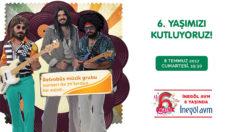 İnegöl AVM 6. yıl kutlamaları dopdolu
