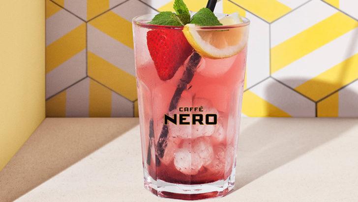 Caffe Nero'dan yaz ferahlığı
