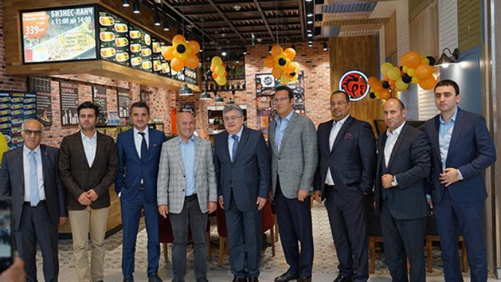 Tavuk Dünyası, Rusya'daki restoran sayısını 3'e çıkardı