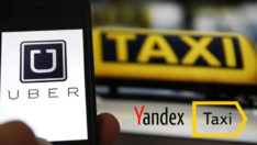 Yandex.taxi ve Uber 6 ülkede güçlerini birleştirdi