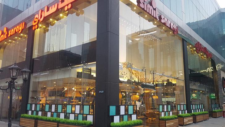 Simit Sarayı, Suudi Arabistan'daki 34. mağazasını açtı