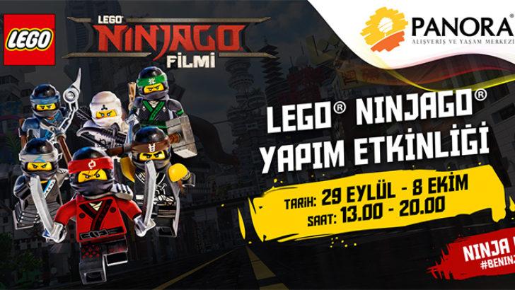 Lego Ninjago Panora AVM'de