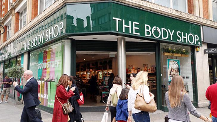 Brezilyalı kozmetik devi Natura, The Body Shop'ı devraldı