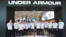 Under Armour'ın Türkiye'deki mağaza sayısı 19'a, İstanbul içindeki mağaza sayısı 12'ye ulaştı