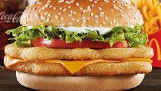 McDonald's'tan yeni ürün: Daba Daba Burger