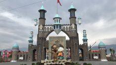Osmaniye'nin Disneyland'ı Masal Park kapılarını açtı