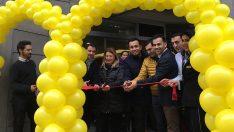 McDonald's'ın 255. restoranı Pangaltı'da hizmete girdi