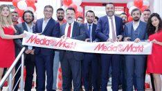 MediaMarkt 57. Mağazasını  Mersin Mezitli'de açtı