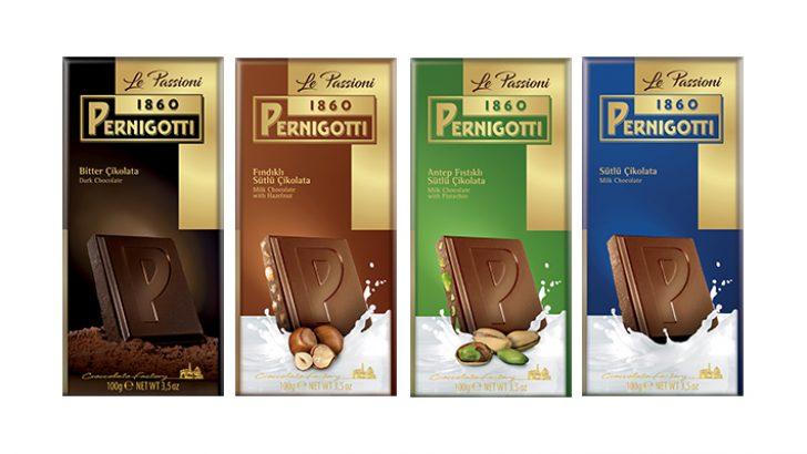 Çikolatada tutkunun yeni adı; Pernigotti Passioni